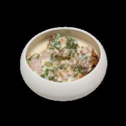 Albondigas crème ail