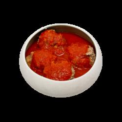 Albondigas tomate